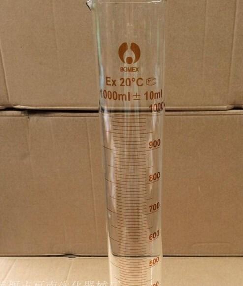 量筒1000ml_化学实验仪器_实验室仪器设备_量器类_市.